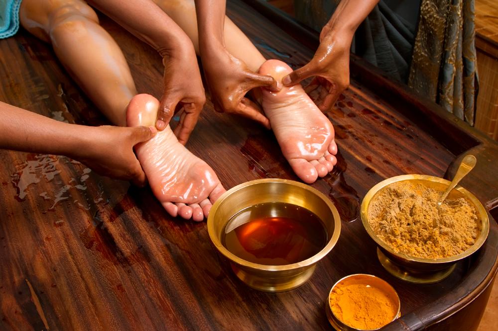 benefits of foot massage
